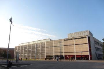 Foto de la Facultad de Traducción e Interpretación de la Universitat Autònoma de Barcelona